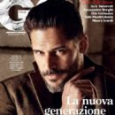 Joe Manganiello - GQ Magazine Cover [Italy] (October 2015)
