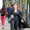 Nigella Lawson out in Notting Hill - 454 x 690