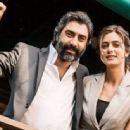 Necati Sasmaz and Çigdem Batur
