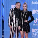 Ashlee Simpson – 2018 MTV Europe Music Awards in Bilbao - 454 x 680