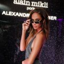 Joan Smalls – Alain Mikli x Alexandre Vauthier Launch Party in New York - 454 x 681
