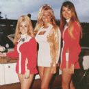 June Cochran,Linda Vaughn and Nikki Phillips - 454 x 479