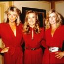Linda Evans, Genie Francis, Donna Mills in 'Bare Essence', 1982 - 454 x 329