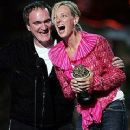 Quentin Tarantino and Uma Thurman - 2004 MTV Movie Awards