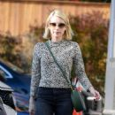 Emma Roberts at a film company office in West Hollywood - 454 x 627