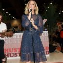 Ashley Tisdale – Performing Live at Fashion Go's Opening Night Happy Hour in Las Vegas - 454 x 681