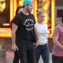 Hayden Panettiere – With Brian Hickerson Seen Out In St. Augustine - 454 x 681