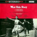 West Side Story 1957 Broadway Cast Recording - 454 x 448