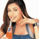 Pictures of Rani Mukherjee for Fanta and Other Commercial