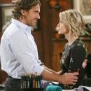 Linsey Godfrey and Thorsten Kaye
