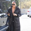 Khloe Kardashian – Out and about in Calabasas