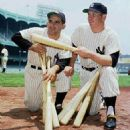 Yogi Berra & Mickey Mantle - 454 x 454