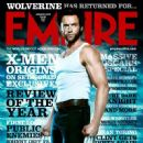 Hugh Jackman - Empire Magazine Cover [United Kingdom] (January 2009)
