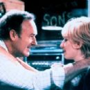 Barbra Streisand and Gene Hackman