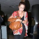 Lauren Conrad Lands at LAX, Split with Derek Hough