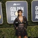 Halle Berry – 2018 Golden Globe Awards in Beverly Hills - 454 x 681
