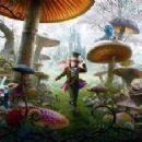 image from Walt Disney Pictures' ALICE IN WONDERLAND. - 454 x 227