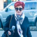 Sharon Osbourne was spotted out shopping at Melrose Place in West Hollywood, California on January 8, 2016 - 411 x 600