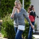 Kate Upton Leaving The Nancy Nayor Casting Office In La