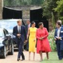 Meghan Markle and Prince Harry – Your Commonwealth Youth Challenge reception in London