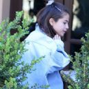 Selena Gomez at Montage Hotel in Beverly Hills