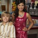 Brenda Song as London Tipton in The Suite Life on Deck - 264 x 577