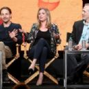 Emily VanCamp - 'Everwood'- A 15th Anniversary Reunion' speaks - 2017 Summer TCA Tour - 454 x 303