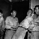 Lon Chaney Jr, Charles Bronson, Ralph Meeker , William Talman