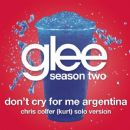 Chris Colfer - Don't Cry for Me Argentina