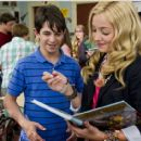 Peyton List and Zachary Gordon