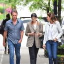 Kaia Gerber – Shopping for a new apartment in New York City - 454 x 591