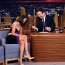 Nina Dobrev – Appears on 'The Tonight Show Starring Jimmy Fallon' 1/17/ 2017