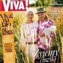 Kora Jackowska - VIVA Magazine Cover [Poland] (28 July 2016)