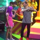 Benjamín Amadeo and Mariana Esposito- Kids' Choice Awards Argentina 2015- Show - 454 x 255