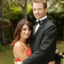 Ada Nicodemou and Tim Campbell
