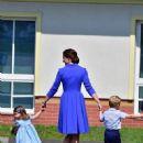 Prince Windsor and Kate Middleton  arrived at Berlin Tegel Airport - 452 x 600