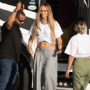 Jennifer Lopez – Arrives to shoot a video with DJ Khaled in Miami - 454 x 620