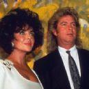 Elizabeth Taylor and Larry Fortensky - 454 x 340