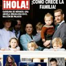 Princess Caroline of Monaco - Hola! Magazine Cover [Mexico] (30 November 2019)
