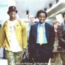 Orlando Jones and Eddie Griffin in Touchstone's Double Take - 2001