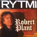 Robert Plant - Rytmi Magazine Cover [Finland] (March 2005)