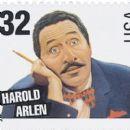 Harold Arlen On Stamp