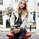 Cara Delevingne for Pepe Jeans Fall/Winter Ad Campaign