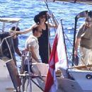 Angelina Jolie in Malta (August. 29, 2014)
