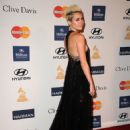 MILEY CYRUS at 55th Annual Grammy Awards Pre-Grammy Gala in Los Angeles