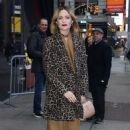 Rose Byrne – Arrives at 'Good Morning America' in New York