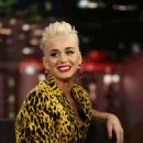 Katy Perry at Jimmy Kimmel Live! in Los Angeles - 454 x 681