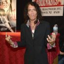 Stephen Pearcy signs copies of his new book at Bookends Bookstore on May 7, 2013 in Ridgewood, New Jersey