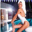 Tülin Sahin - Womens Fitness Magazine Pictorial [Turkey] (July 2018) - 454 x 568