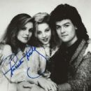 Priscilla Presley, Lisa Marie Presley, Marco Garibaldi - 452 x 417